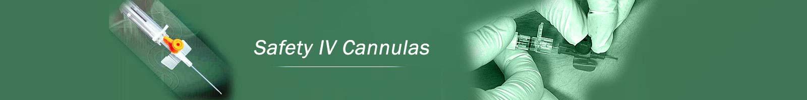 Safety IV Cannulas