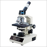 Advanced Monocular Research Microscope
