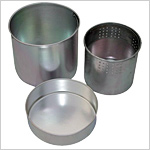 Aluminium Instrument Baskets & Containers