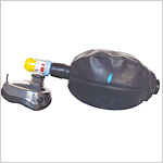 Artificial Resuscitators-Black Rubber