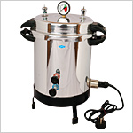 Autoclave-Pressure Cooker Type