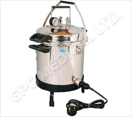 Autoclaves Portable (Sterilizer Steam Pressure)