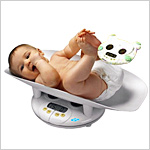 Digital Baby Weighing Scale Pan Type