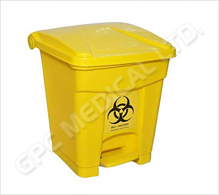 Bio Medical Waste Bin 16 Litre