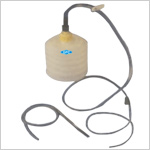 Closed Wound Suction Unit