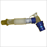 Connector for Catheter Mounts