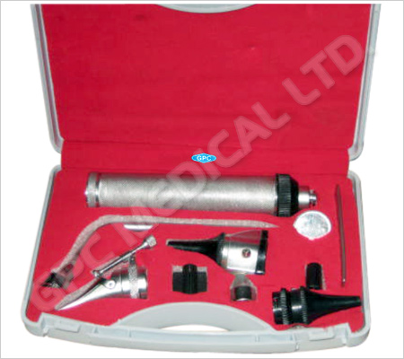 Diagnostic-Oto-opthalmoscope Set