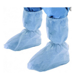 Disposable Boot Cover with Elastic