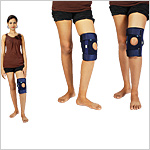 Elastic Knee Support (Hinged) Deluxe
