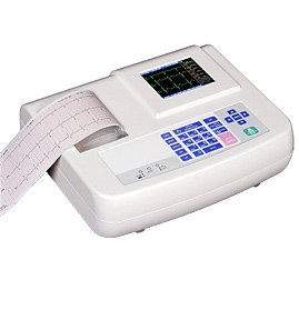 Electrocardiograph- Three Channel