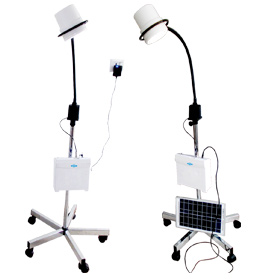 Examination Lamp-Solar, Rechargeable