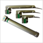 Fiber Optic Laryngoscope (Miller Type) - Reusable