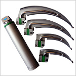 Fiber Optic Laryngoscope (Macintosh Type) - Reusable