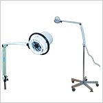Floor Examination Lamp
