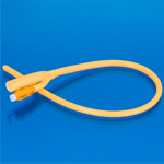 Foley Balloon Catheter High Flow