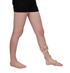 Ankle Foot Orthosis (AFO)/Foot Drop Splint-Leaf Type
