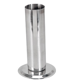Forceps Jar, Stainless Steel