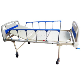 Fowler Bed with ABS Panels & Collapsible Railings