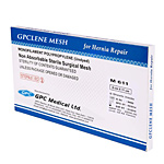 GPCLENE MESH - Non Absorbable Polypropylene Surgical Mesh