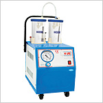 HI-VAC Suction Unit
