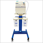 HI-VAC -Trolley Model Suction Unit