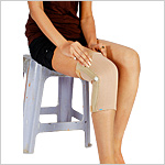 Hinge Knee Support -Tubular Type