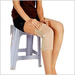 Hinge Knee Support -Tubular Type