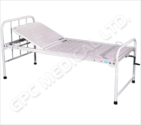 Hospital Bed Fixed Height Semi Fowler Bed Hospital Bed