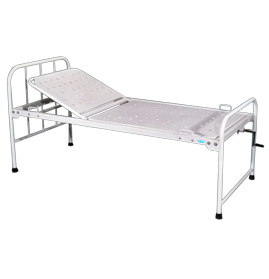 Hospital Bed Fixed Height (Semi-Fowler Bed)