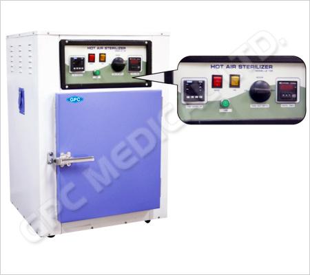 Hot Air Oven (Digital)