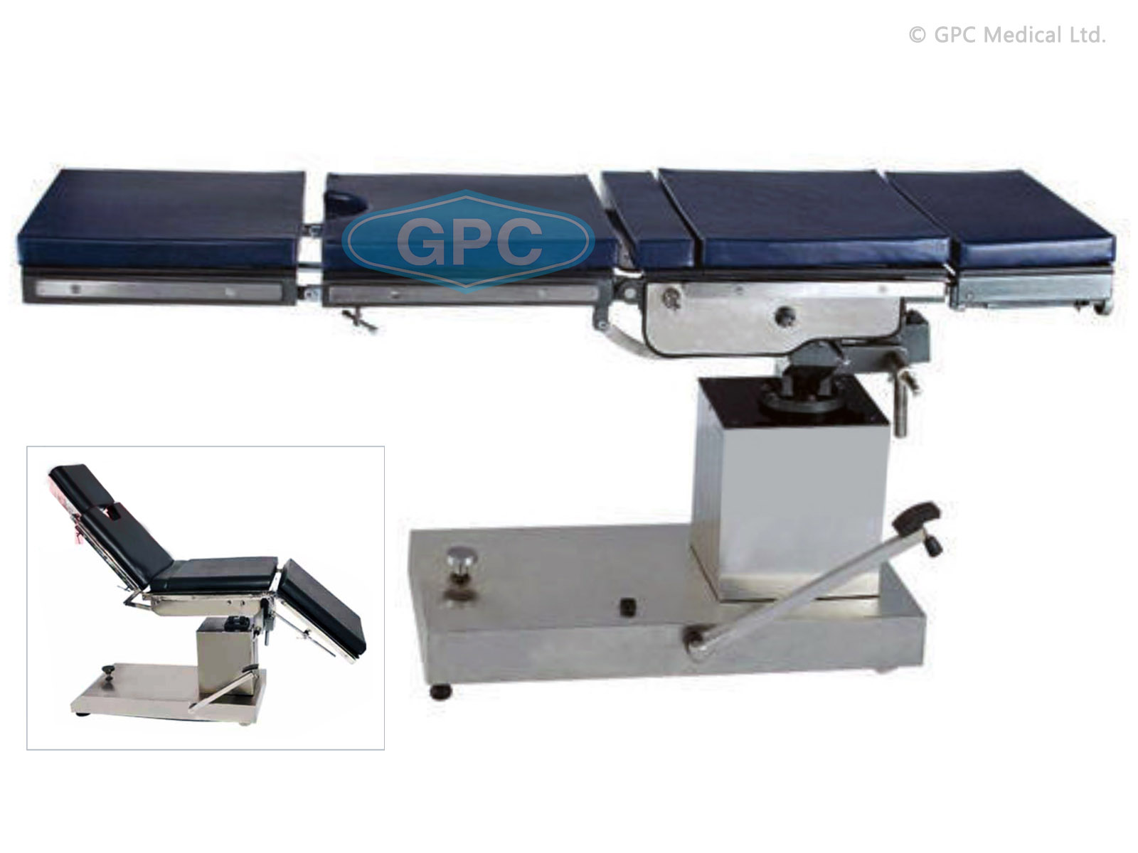 Hydraulic C-Arm Operation Table