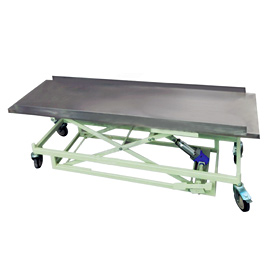 Hydraulic Mortuary Trolley