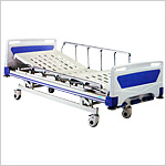 Hydraulic Bed with Three Functions