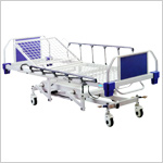 Hydraulic Bed with Four Functions