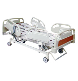 ICU Bed – Electric (ABS Panels & Side Railings)