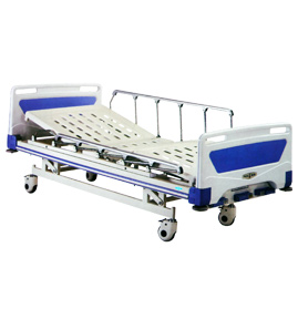 ICU Bed Three Function- Manual