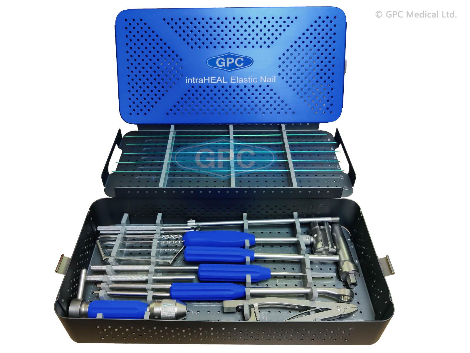 Instrument Set for intra<em>HEAL</em> TENS