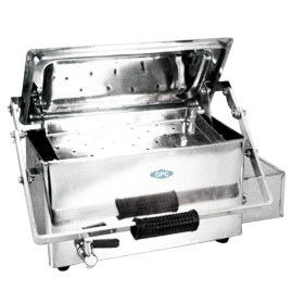 Instrument Sterilizers/Disinfectors, Stainless Steel