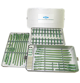 intraHEAL Proximal Femoral Nail, Advanced (Titanium) Implant Set
