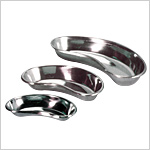 Kidney Trays/Emesis Basins without cover / with cover