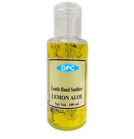 Hand Sanitizer (LEMON ALOE 100ml)