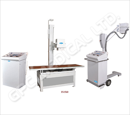 Low Powered X-Ray System- High Frequency
