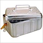 Midwifery Box- Aluminium