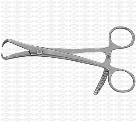 Mini Reduction Forceps (Pointed)