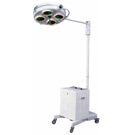 Mobile Shadowless Surgical Operating Lamp with Battery