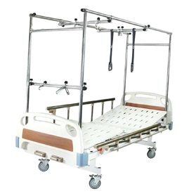 Orthopaedic bed with Balken Frame
