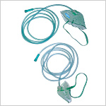 Oxygen Mask (Adult & Child)