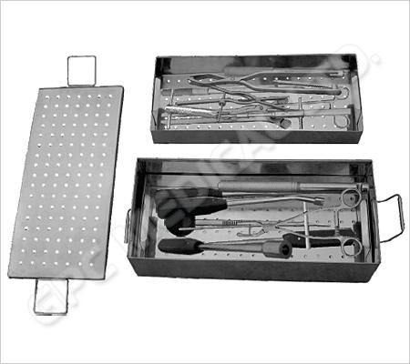 Pedicle Screw Instrument Set