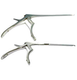 Punch forceps-45° Angle up/down