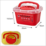 F Series Sharps Container
